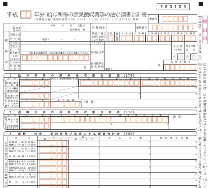 確定 申告 添付 書類 源泉 徴収 票